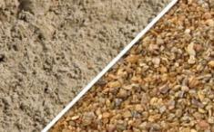 sable gravier